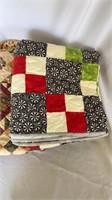 Three Quilts
