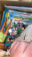 Kids Books, Toys and Boots