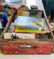 Wooden Coca-Cola Crate