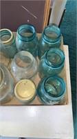 Insulators & Canning jars