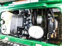 2014 Yamaha Mod. YTF1AX4F, gas engine, 180 hrs