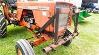 Allis Chalmers One-Eighty diesel tractor