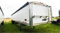 """2015 Timpte 42"""" aluminum grain trailer"""