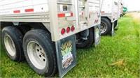 2015 Timpte 42' aluminum grain trailer