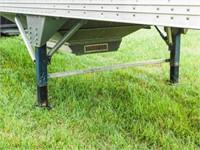 2014 Timpte 42' aluminum grain trailer