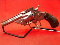 ~S&W Double Action 38 Revolver NSN
