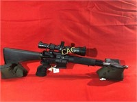 ~Olympic Arms Titanium, .223/5.56 Rifle, 0018