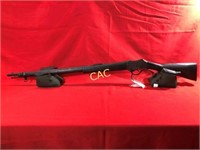 Martini-Henry Rowing Block, 45cal Rifle, 389