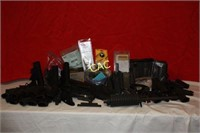 Box Lot of Asst Gun Parts