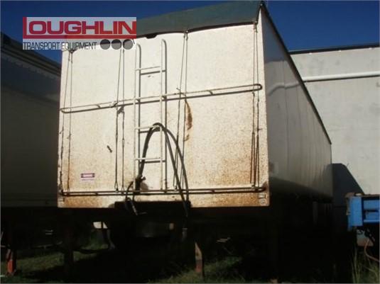 2006 Loughlin Grain Tipper Trailer Loughlin Bros Transport Equipment - Trailers for Sale