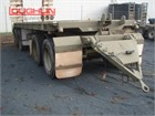 1994 Haulmark Flat Top Trailer Dog Trailers
