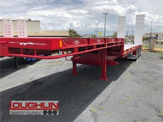 2020 Loughlin Drop Deck Trailer Loughlin Bros Transport Equipment - Trailers for Sale