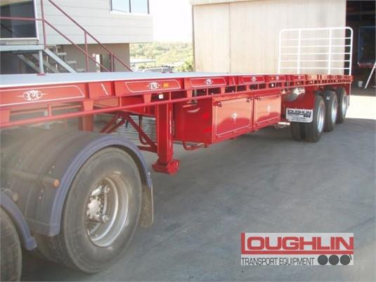 2020 Loughlin Flat Top Trailer Loughlin Bros Transport Equipment - Trailers for Sale