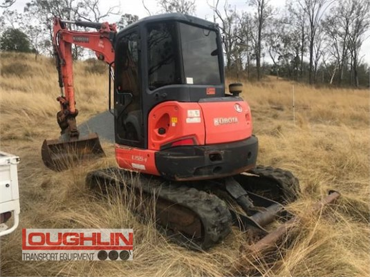 2014 Kubota other Loughlin Bros Transport Equipment - Heavy Machinery for Sale