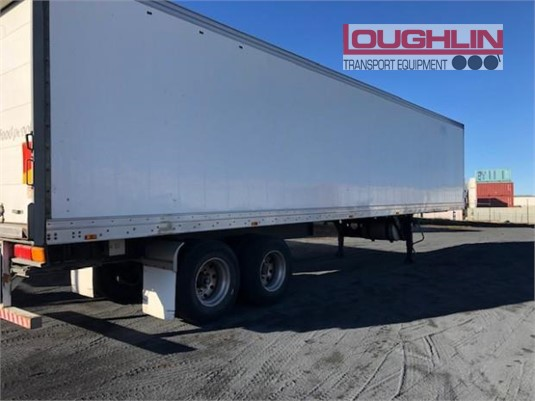 2006 Maxitrans Refrigerated Trailer Loughlin Bros Transport Equipment - Trailers for Sale