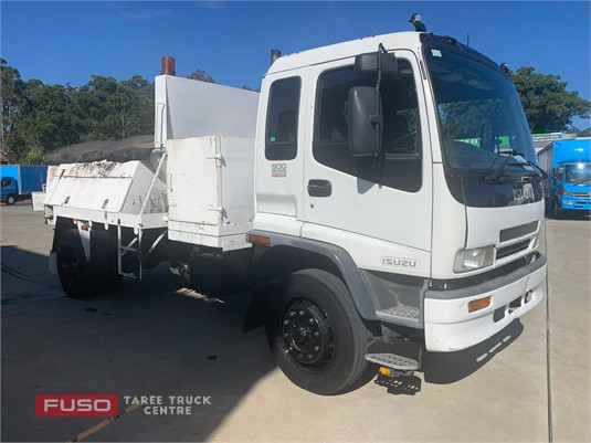 2005 Isuzu FTR 900 Taree Truck Centre  - Trucks for Sale