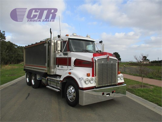 2011 Kenworth T409SAR CTR Truck Sales  - Trucks for Sale