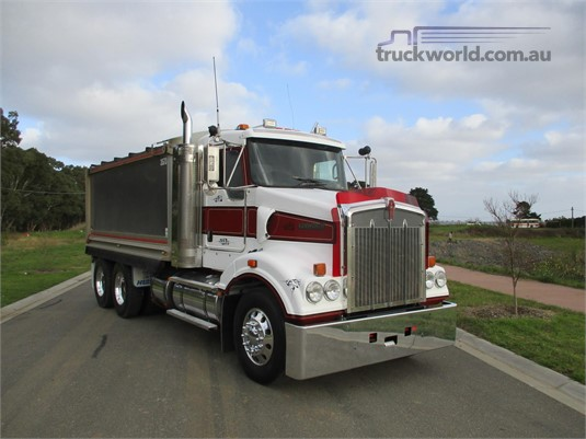 2011 Kenworth T409SAR - Trucks for Sale