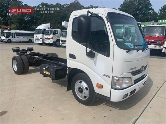 2014 Hino 300 Series 616 Taree Truck Centre  - Trucks for Sale
