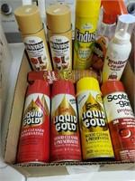 Scotch Guard, Liquid Gold, Other Furiture Polishes