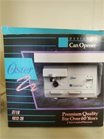 Oster Under Counter Electric Can Opener