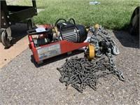 Tools, furniture, antiques, appliances, lawn equipment