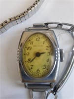 Vintage Ladies Watch, Band