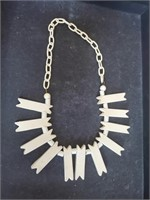 Vintage White Necklace
