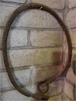 Vintage Leather? Horse Item