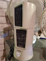 Lasko Two Tiered Table Top Fan