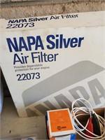 Napa Silver Air Filter