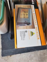 Radiant Electric Heater