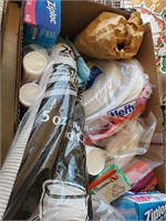 Disposable Kitchen Items