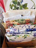 Table Cloths, Plastic, Other