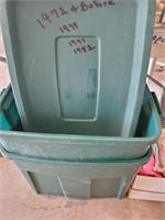 Greenplastic Totes