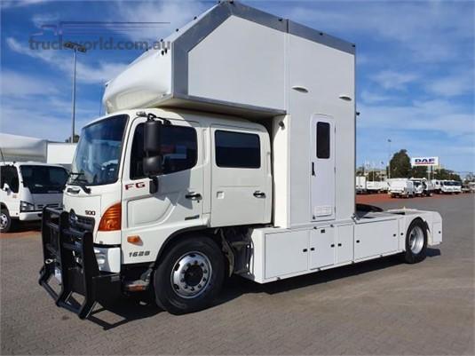 2014 Hino 500 Series 1628 FG - Trucks for Sale