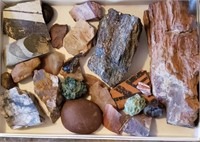 Small Rocks, Assorted