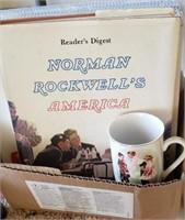 Norman Rockwell Book, Mug, Calendars