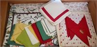 Placemats, Cloth Napkins