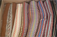 Striped Throw Rugs