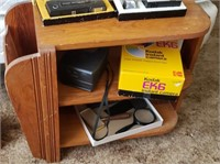 Small Ply Wood Shelf/ Magazine Rack