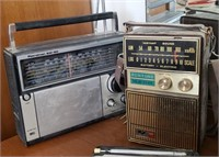 Portable Vintage Radios
