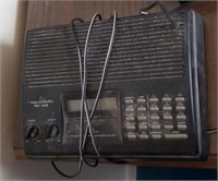 Programable Scanner