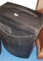 Black Shreader 5 Sheet Capacity