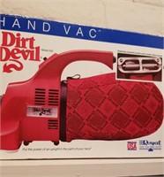 Dirt Devil Hand Vac