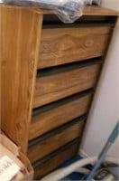Plywood Dresser