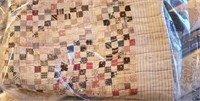Small Square Quilt