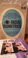 Neckline Slimmer, Facial Isometrics Booklet