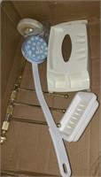 Bath Scrubber Stick, Other Bath Accessories