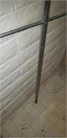 Floor To Ceiling Adjustable Towel Rack